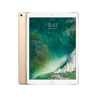 """New Apple iPad Pro 12.9"""" 256GB WiFi Only, Gold - UK Model Free UK Delivery"""