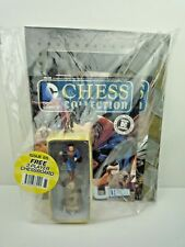 MARVEL DC CHESS COLLECTION #65 ULTRAMAN WITH CHESSBOARD & MAGAZINE EAGLEMOSS