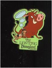 DLR The Lion King Pumbaa Timon Disney Pin 34378