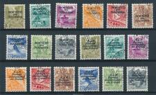 [56721] Switzerland Official 1937 good set Used Very Fine stamps