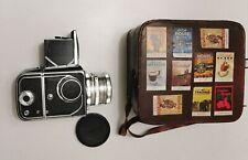 Soviet Salyut 6x6 camera №6804976 kit with Industar-29 №6802383 lens & documents