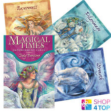MAGICAL TIMES EMPOWERMENT TAROT DECK CARDS ORACLE ESOTERIC TELLING JODY BERGSMA