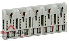 Répartiteur Distric'lic monophasé 63A 5 modules Schneider 16180
