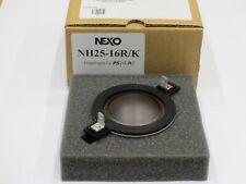 More details for nexo ps10 r2 speaker hf diaphragm - nh25-16r/k - genuine nexo spare part