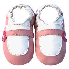 Freeship Littleoneshoes(Jinwood) Soft Sole Leather Baby MaryjanePink Shoe 30-36M