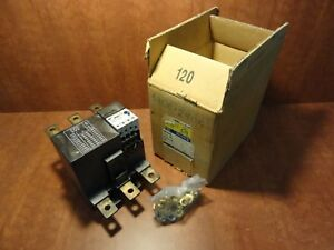 Square D thermal overload relay 180-240A