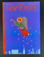 The New Yorker Magazine, Martin ~ December 9, 1972, COVER ONLY
