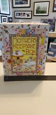 Mary engelbreit Mother's Keepsake Box 1995 excellent condition baby memory gift