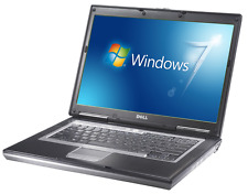 CHEAP LAPTOP DELL LATITUDE D 630 WINDOWS 7 2GB RAM 80GB HDD 24 HOUR COURIER SALE
