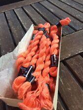 MEZ Perlgarn 3 Farbe 0328 Lachs Rosa alt 540 5er Pack