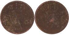 Netherlands - ½ Cent 1831