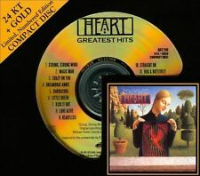 HEART'S GREATEST HITS RARE AUDIO FIDELITY 24 KARAT GOLD LIMITED AUDIOPHILE CD