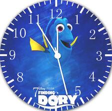 Disney Finding Dory Nemo Frameless Borderless Wall Clock For Gifts or Decor E76