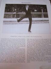 Das Rot Weiß Rote Sport Archiv N 2019 Wolfgang Schwarz Eiskunstlauf 1968 Gold