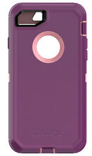 OTTERBOX Defender Rugged Protection Case W/ Belt Clip for iPhone 8 / 7 Purple