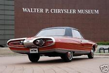1964 Chrysler Turbine, #2, Refrigerator Magnet