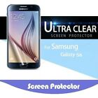 5X Ultra Clear Screen Protector Guard Film For Samsung Galaxy S6