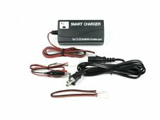 Universal Smart Charger 7.2V-12V Ni-MH Ni-Cd RC Airsoft Tamiya