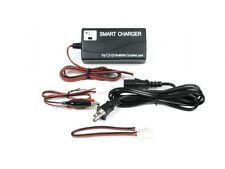Universal Smart Charger 7.2V-12V Ni-MH Ni-Cd RC Airsoft Tamiya