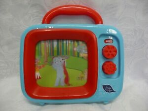 In The Night Garden toys. My First TV.