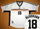 sale KLINSMANN Deutschland GERMANY World 1998 trikot XL shirt jersey soccer 2000