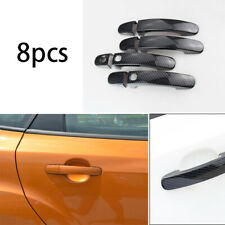 For Ford Focus ST RS 2012-2018 ABS carbon fiber outside door handle cover trim