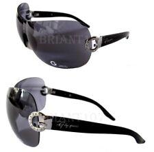 New GUESS GGU1020 Gun-Black/Gray Womens Sunglasses