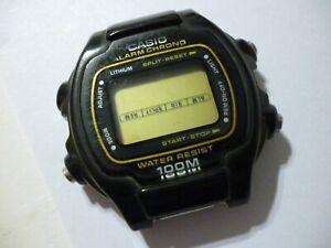 Casio W-725 Mod.1000 men´s wristwatch as is Korea Rare 100M Circa 1991