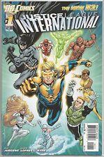Justice League International #1 : DC Comic Book : November 2011