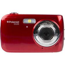 Polaroid iS126 Digital Camera 16MP 4x Digital Zoom - Red - NEW™
