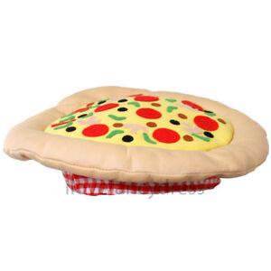 PIZZA HAT ITALIAN NOVELTY FANCY DRESS FAST FOOD PARTY UNISEX ADULT ACCESSORY