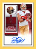2015 Panini Contenders Football Rookie Ticket Autographs RC (Pick Your Players)