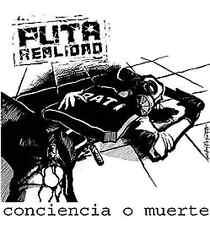 CD PUTA REALIDAD CONCIENCIA O MUERTE Musik Hardcore Punk Metal Deutsch Argentin