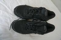 REEBOK Damen Sport Schuhe Sneaker Fitness Aerobic Laufschuhe Gr.38,5 schwarz TOP