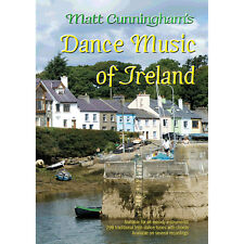 DANCE Music Of Ireland LIBRO-MATT Cunningham