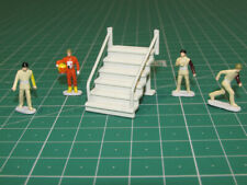 """Sixteen 12 Space 1999 Eagle Transporter """"Pod Access Stairway/Personnel Figures"""""""
