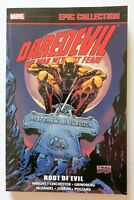 Daredevil Root of Evil Marvel Epic Collection Graphic Novel Comic Book