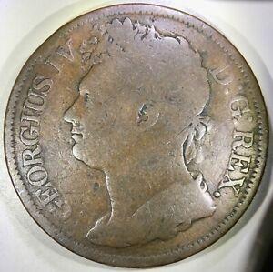 IRELAND: 1822 1 Penny ————————> BICENTENNIAL COPPER