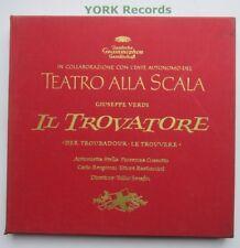 LPM 18835/37 - VERDI - Il Trovatore TEATRO ALLA SCALA - Ex Con 3 LP Record Set