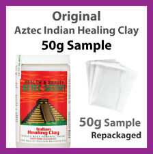 Aztec Secret Indian Healing Clay 50g SAMPLE Bag Bentonite Clay