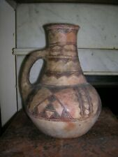 Poterie gargoulette kabyle iddeqi ideqqi petite kabylie superbe XIXeme