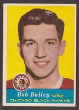 1957-58  TOPPS  # 19  BOB BAILEY   INV J416