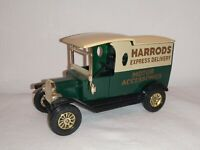 Matchbox - Models Of Yesteryear - Ford Model T, 'HARRODS EXPRESS DELIVERY'