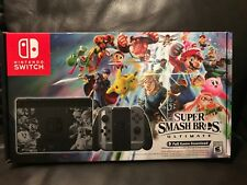 Nintendo Switch Super Smash Bros Console Ultimate Edition Bundle - Ships Friday