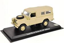 Land Rover Series III 109 Military 1:43 Del Prado - Die Cast Model (ABADP036)