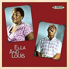 Ella and Louis by Ella Fitzgerald/Louis Armstrong (Vinyl, Jun-2015, Not Now Music)