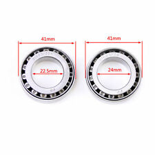 Steering Head Stem Bearings For Honda CRF 50 XR50 Dirt Pit Bike Motorcycle