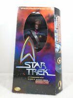 Star Trek Insurrection Lt. Commander Worf 12 inch figure Playmates 1998
