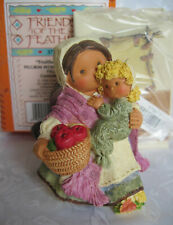 Friends Of The Feather Fruitful Blessings Woman With Child New!