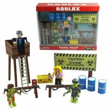Roblox Zombie Attack Action Figures Playset 21Pcs Toy Birthday Xmas Gift Set New